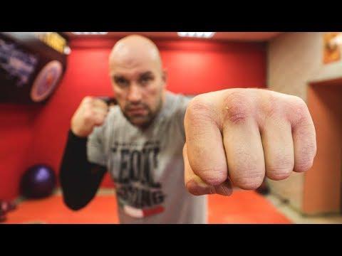 Вопрос: Как бить кулаком сильнее?