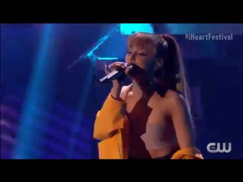 Break Free - Ariana Grande & Zedd Live At IHeartRadio Music Festival Las Vegas 2016