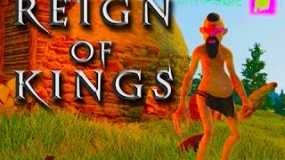 Reign of Kings Funny Moments!  (The HORN!) Part 5