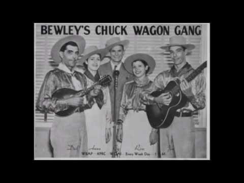 The Original Chuck Wagon Gang - The New Frontier (1937).