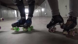 Roller Derby Angers - Anjou Derby Girls : Jingle Beigne - teaser