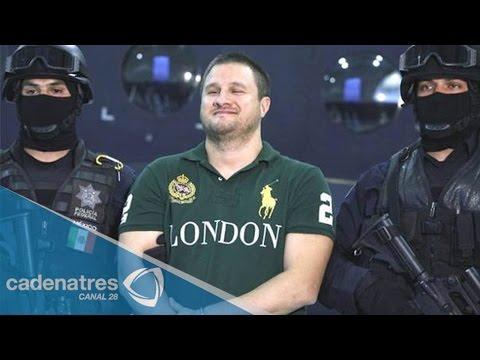 """Extraditan a """"La Barbie"""" y otros 12 narcos a EU"""