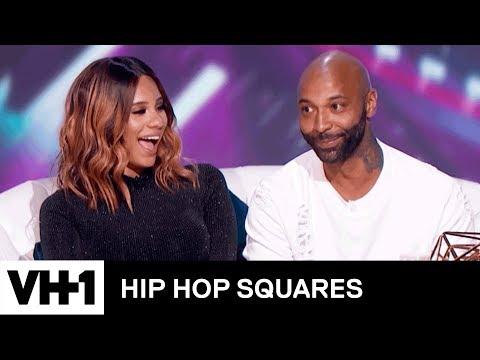 Joe Budden & Cyn Santana Had Sex WHERE!?   Hip Hop Squares