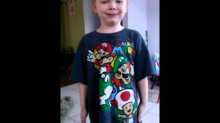 My 4year old singing the bandaid thyme song