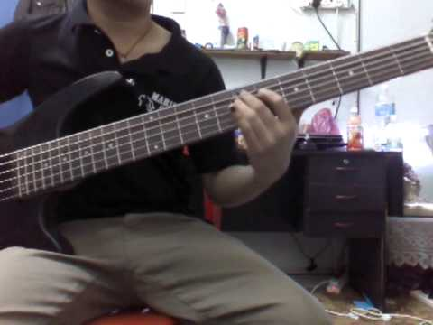 febians-demi cinta ini - bass cover