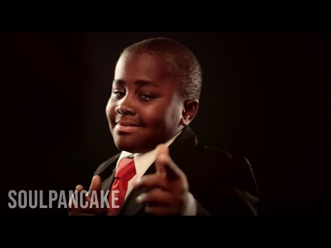 KID PRESIDENT. THE BOOK. THE TRAILER.