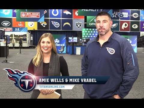 2018 NFL Combine: 1-on-1 with Mike Vrabel
