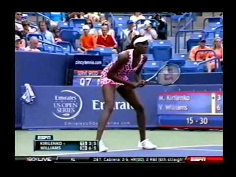 Venus Vs Kirilenko 2012#1