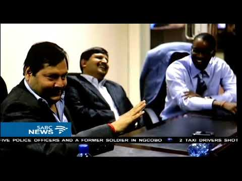 The Hawks stand firm by an arrest warrant out for Ajay Gupta