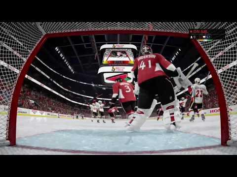 Stanley Cup Final Ottawa Senators Vs. Calgary Flames