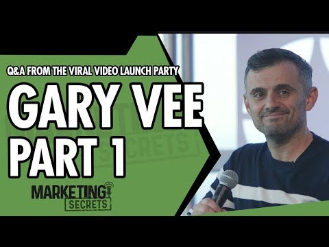 Gary Vee Q&A From The Viral Video Launch Party - Part 1