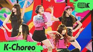 [K-Choreo 8K] 로켓펀치 직캠 'BOUNCY' (RocketPunch Choreography) l @MusicBank 200228