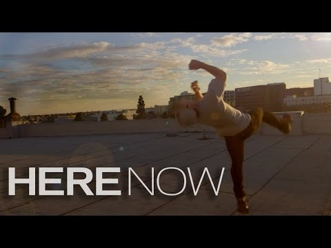 HERE NOW - Cory DeMeyers ( Tempest Freerunning ) Parkour & Tricking