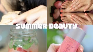 ♥ Summer Time Beauty Routine (Head-To-Toe) ♥ Thumbnail