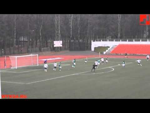 Viktor Imrekov goal