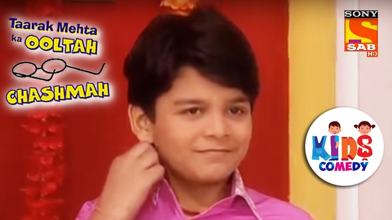 Tapu Dresses Up Like His Father | Tapu Sena Special | Taarak Mehta Ka  Ooltah Chashmah