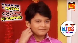 Tapu Dresses Up Like His Father | Tapu Sena Special | Taarak Mehta Ka Ooltah Chashmah