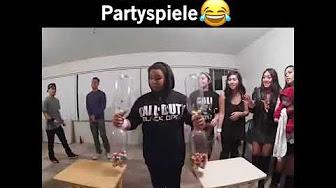 Geburtstagsspiele