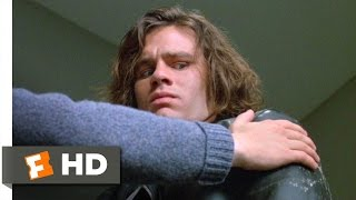 Three O'Clock High (2/10) Movie CLIP - Prelude to a Showdown (1987) HD