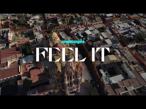 Смотреть клип Cosmic Gate - Feel It