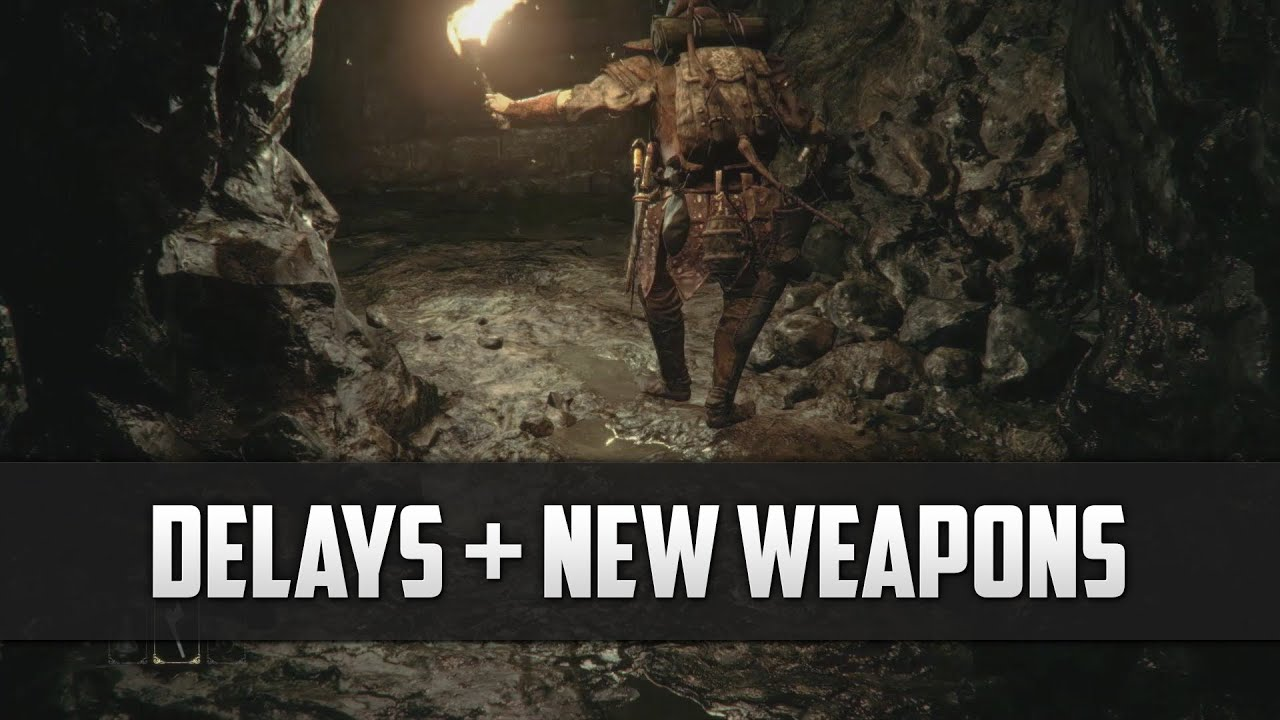 Download Deep Down - New Weapon Types, Delayed Release