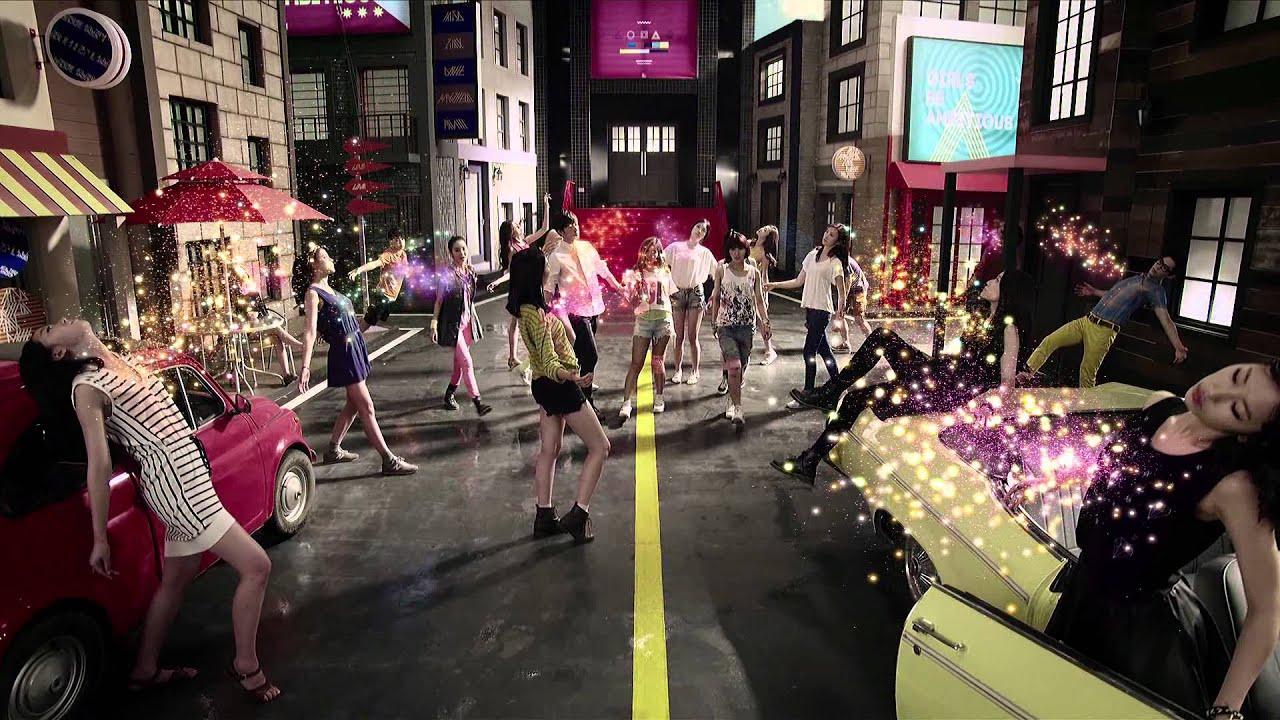 glam partyxxo mv youtube