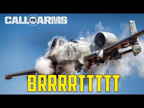Call to Arms - BRRRRTTTTT
