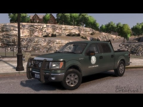 Don Davis Ford >> LIBERTY / TEXAS GAME WARDEN FORD F-150 - YouTube