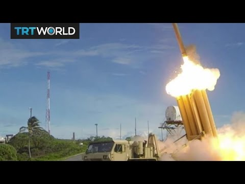 North Korea missile launch: US begins deploying THAAD systems in South Korea
