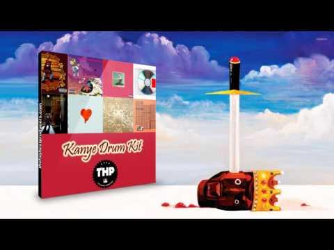 Kanye West Ultimate Drum Kit - 525 Free Kanye's Samples