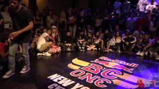 Heat Rock Vs Pop | Semis | Red Bull BC ONE NY Cypher | Rocksteady Crew 40th  Anniversary | BNC thumbnail