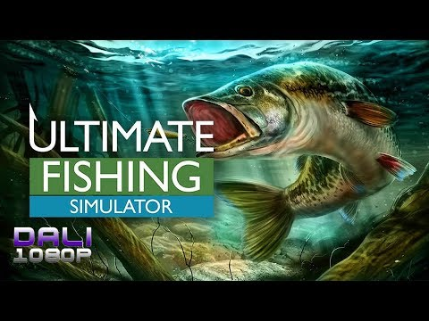 Ultimate Fishing Simulator PC Gameplay 1080p 60fps