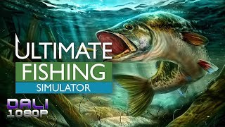Ultimate Fishing Simulator PC Gameplay 1080p 60fps