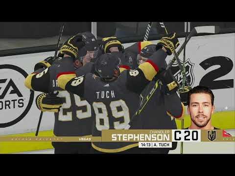 2021 NHL Season - Arizona Coyotes at Vegas Golden Knights