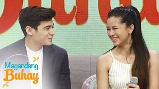 Magandang Buhay: Marco's message for Kisses