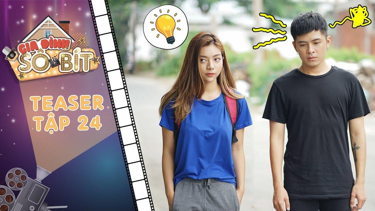 Gia đình sô - bít | Teaser tập 24: Hoàng Tú lo sợ khi Bạch Dương âm thầm điều tra thân phận của mình