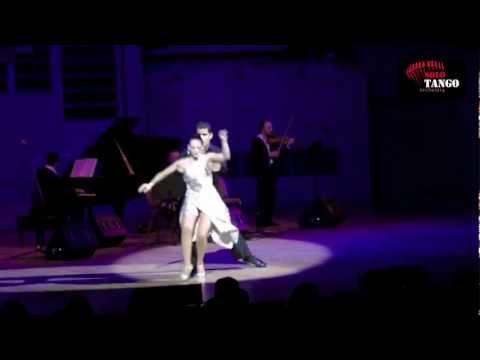 Solo Tango orquesta - Sabrina & Ruben Veliz - Jacinto Chiclana