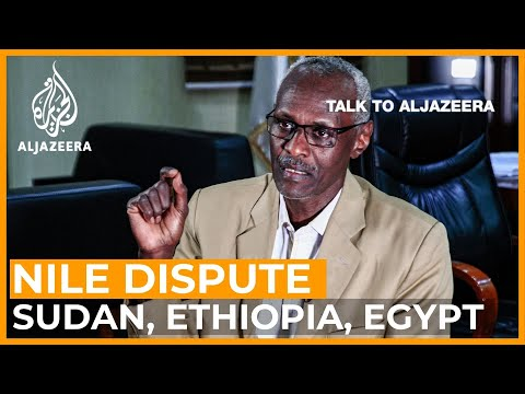 Yasser Abbas: Will there be armed conflict over Nile dam dispute?- Talk to Al Jazeera [1 April 2021]