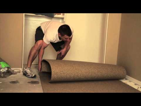 How to Install Rubber Gym Rolls