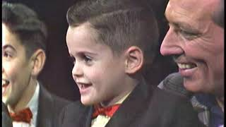 Debut performance on The Andy Williams Show