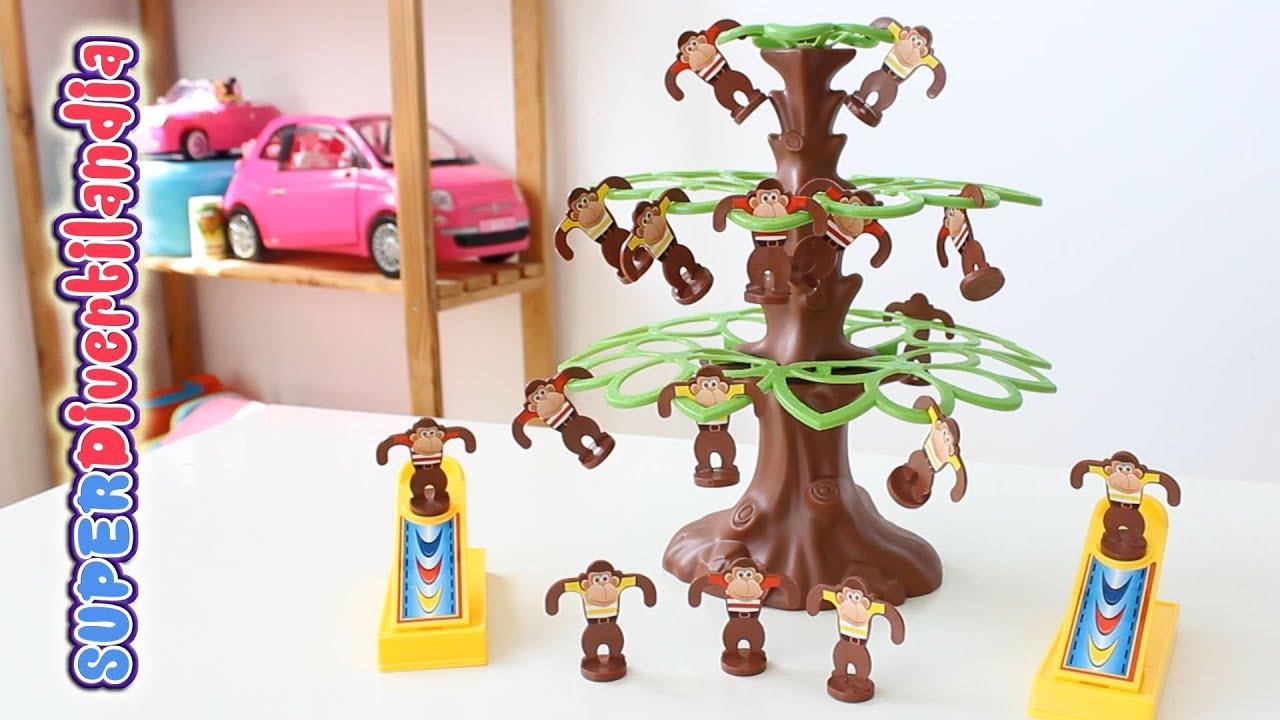 Monos Saltarines Juego De Mesa Youtube