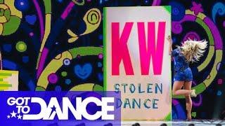 Kimberly Wyatt Performs | Got To Dance 2014