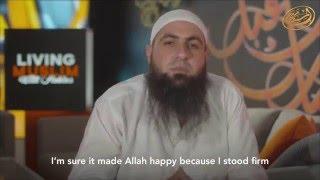 «Не компрометируйте свою религию» Мухаммад Хоблос.