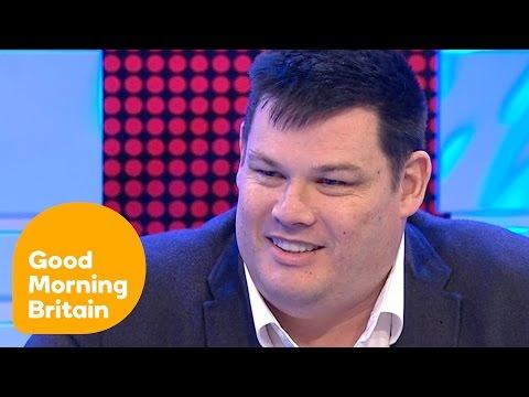 Mark Labbett Talks About The Massive £50 Million Lottery Jackpot | Good Morning Britain