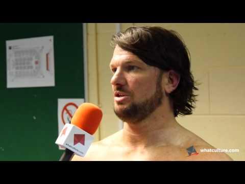 Adam & Kenny Vs. AJ Styles - Interview (5* Wrestling)