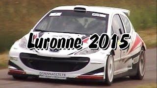 Vidéo Rallye de la Luronne 2015
