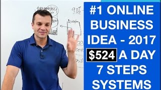 Online business ideas that you can start right away in 2017 $524 a day