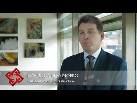 Executive Focus: Juan Ricardo Noero, President, Pacific Infrastructure