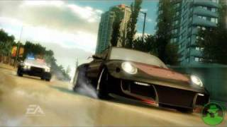 Need for speed undercover The Qemists-Stompbox (Spor remix) soundtrack