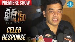 Dil Raj Response on Chiranjeevi's Khaidi No150 Movie || Kajal Aggarwal || V V Vinayak || DSP